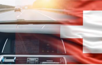Wyjazd własnym autem do Szwajcarii